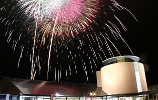 さくら市・喜連川の花火大会